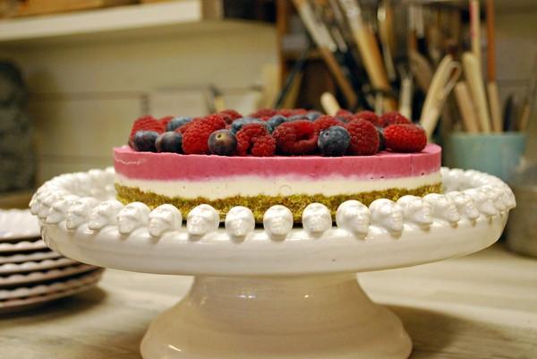 raw food cheesecake