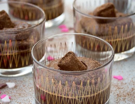 chokladmousse 3 ingredienser