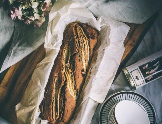 banan- och bovetebröd