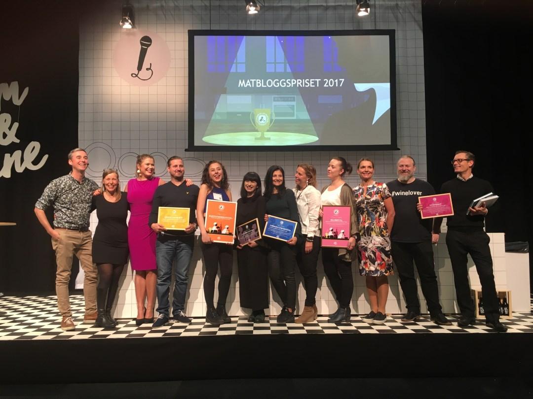 matbloggspriset 2017