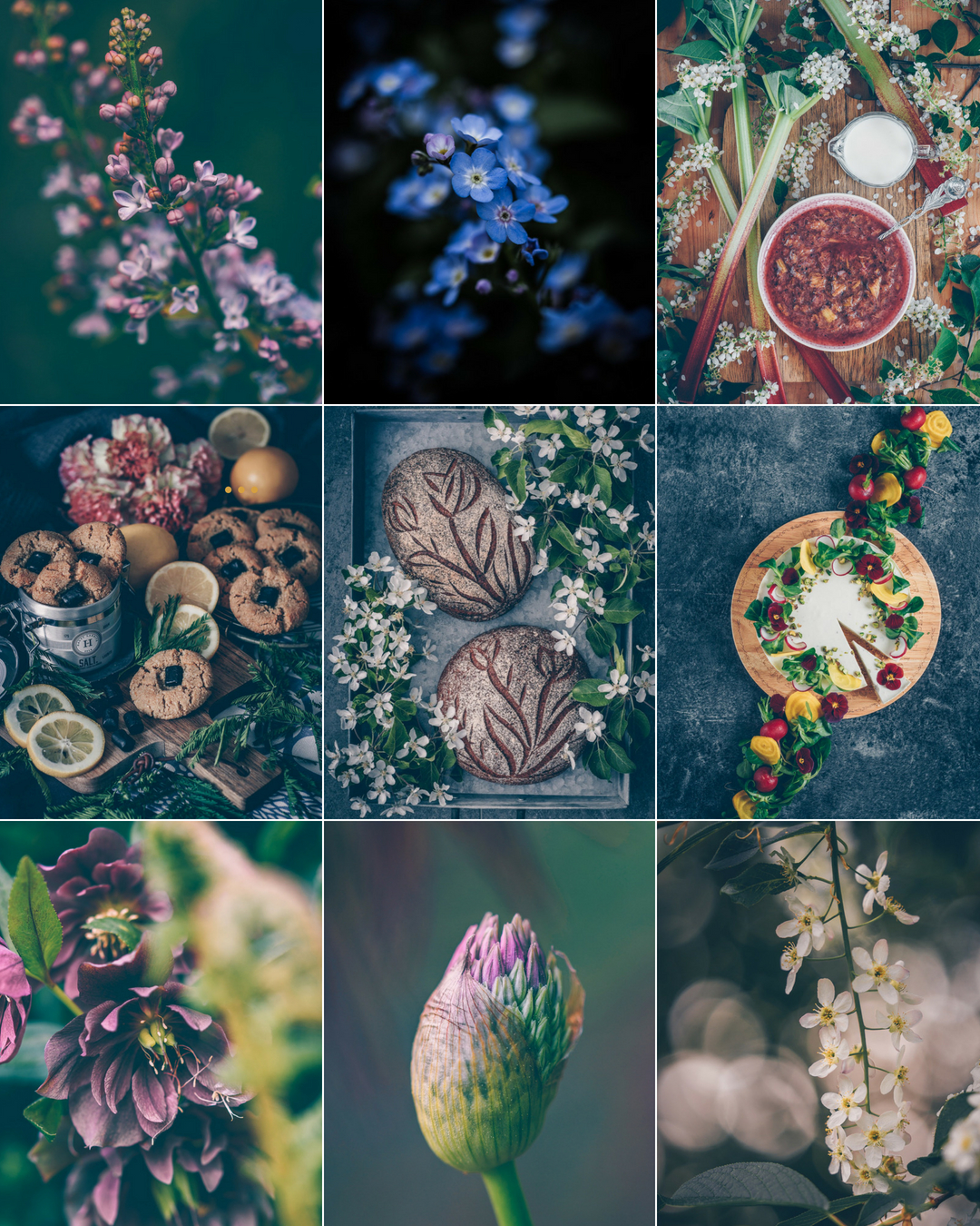 maj collage instagram