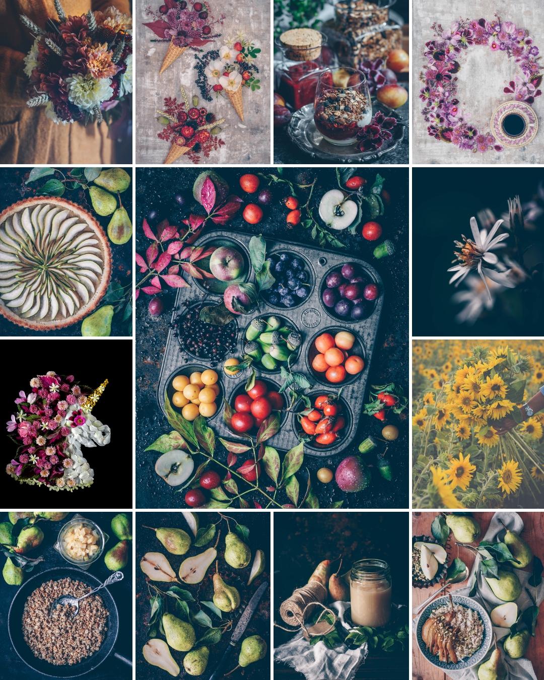 höstminnen september instagram