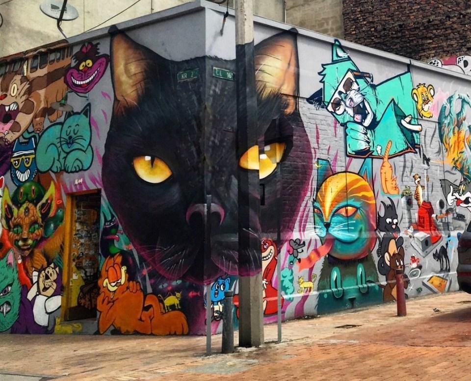 Street Art of Bogota