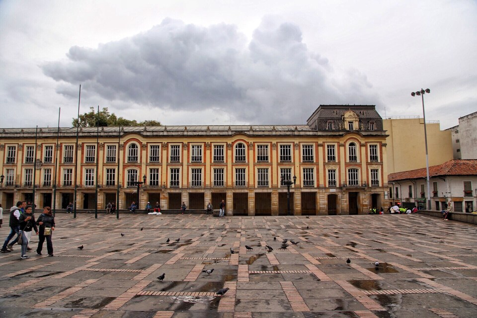 Plaza de Bolivar, Colombia