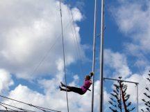 Trapeze lesson 24