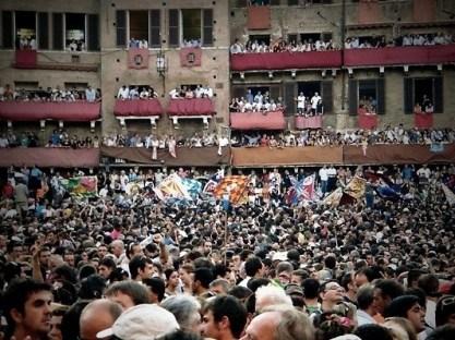Palio in Siena Italy 8
