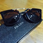 These Prada sunglasses will be raffled on the night.