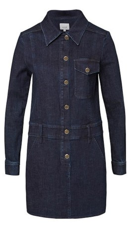 Seed Heritage Denim Shirt Dress $129.95