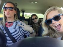 Carpool Karaoke with Katy of Katy Potaty and Eddie from Portmanteau Press.