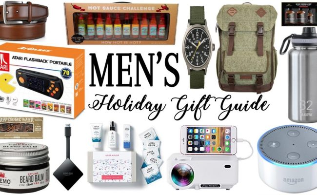 Men S Holiday Gift Guide Blonde Ambitious Blog