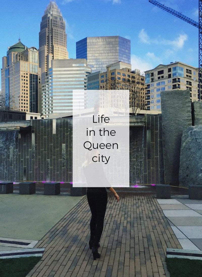 LIFE IN THE QUEEN CITY