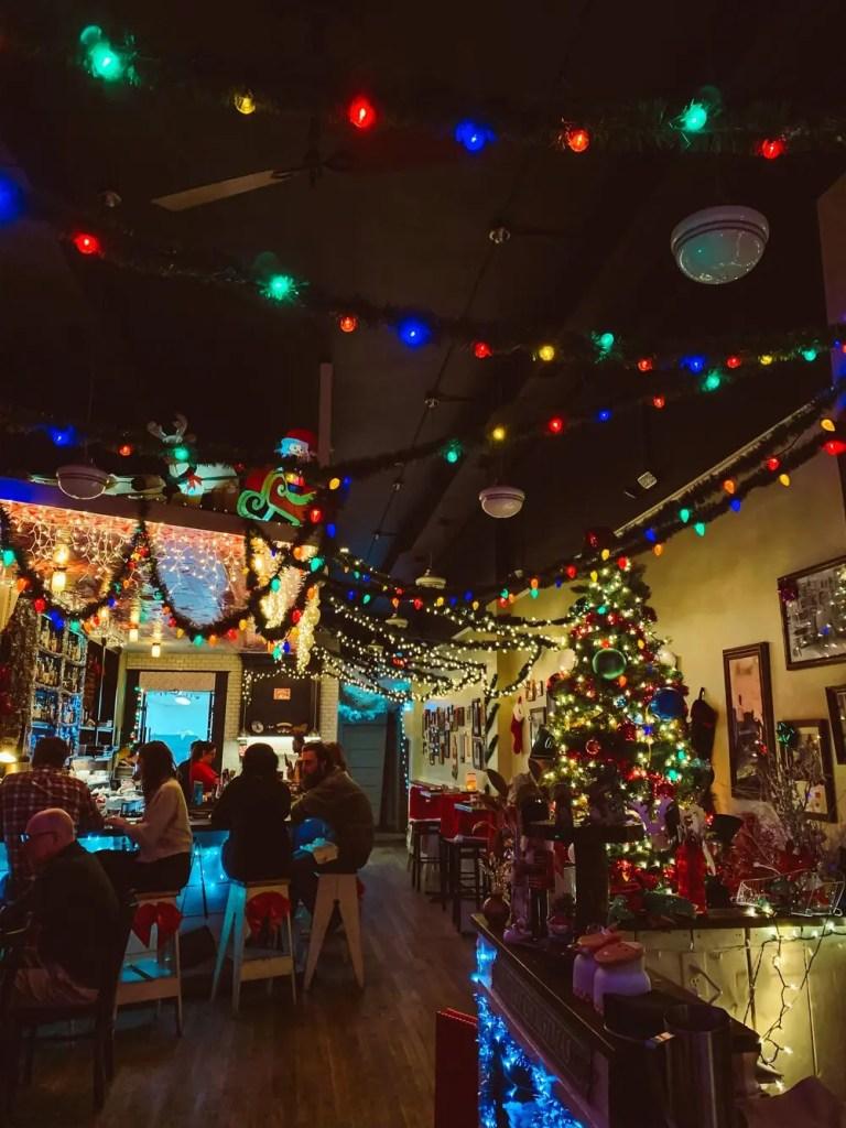 christmas in rva - christmas bar