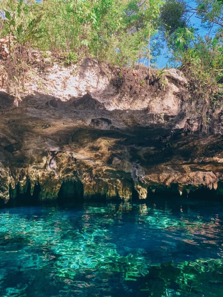 tulum mexico - cenote