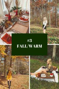 Fall Preset