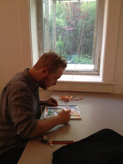Bushwick Art Book & Zine Fair _ Grant Willing