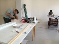02___Bookself Construction at Nudashank, Baltimore