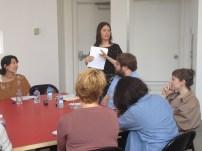 Rebecca Cleman @ ICA, Philadelphia 6/15/13