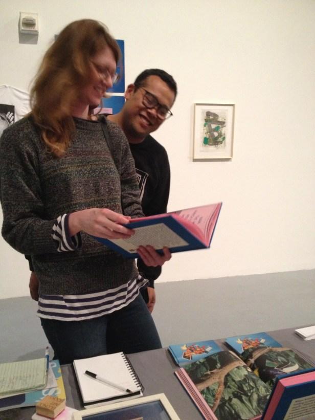 Blonde Art Books Kitch Encyclopedia LA Art Book Fair 2014 02
