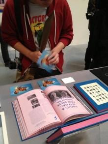 Blonde Art Books Kitch Encyclopedia LA Art Book Fair 2014 10