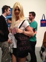 Blonde Art Books Kitch Encyclopedia LA Art Book Fair 2014 13