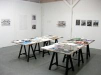 Installation view, Render Visible, 2012