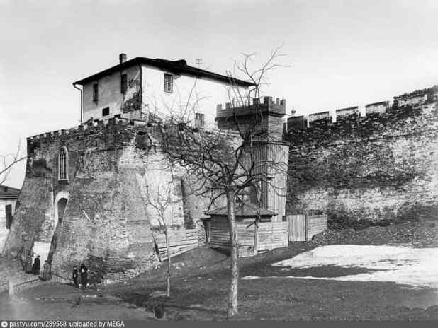 Ивановская башня 1890-1917 гг.