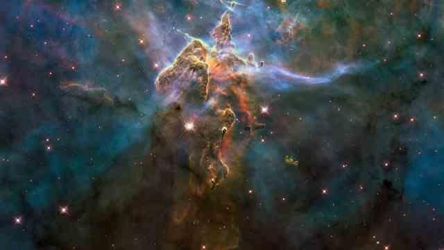 Star Queen Nebula,