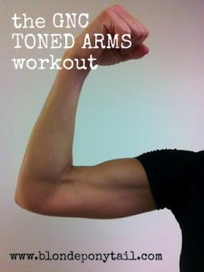 Sculpt Your Arms in 5 Moves