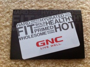 Healthy Holiday Giveaway from GNC {CLOSED}