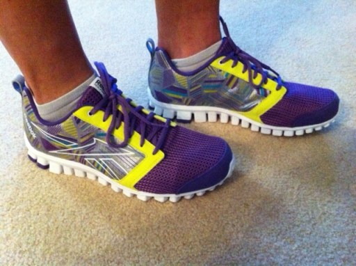 Reebok RealFlex Screams_running_1