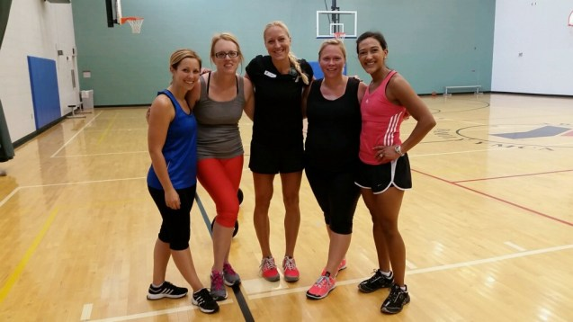 Armbrust ymca small group training