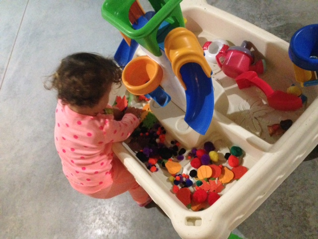 water table fisher price
