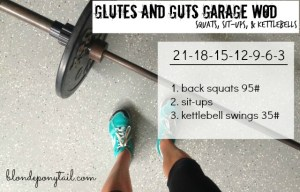 Glutes & Guts Workout