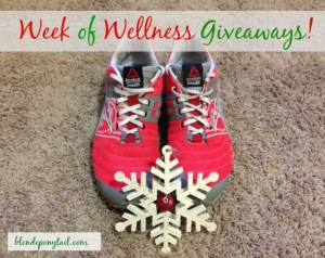 Week of Wellness Giveaways: GNC Favorites