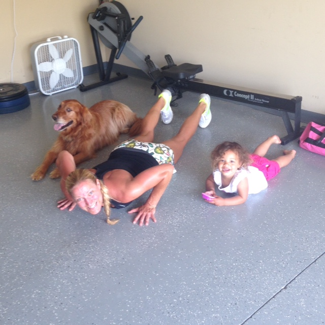 Family Burpees