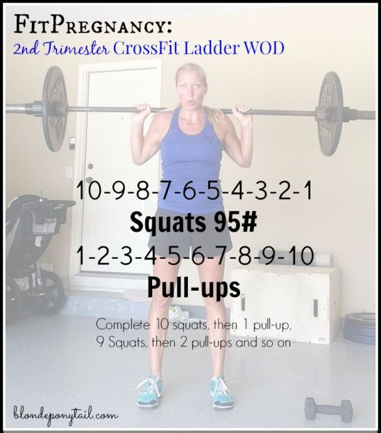 CrossFit Ladder WOD_1