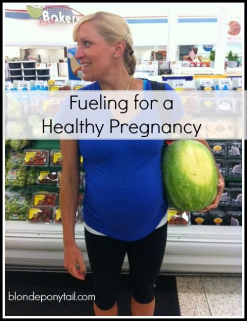 Fueling for a Healthy Pregnancy