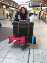 We finally found a trolley