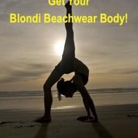 A Blondi Beach Body