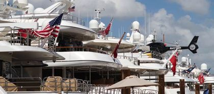 FtLauderdale_boat_Show_2013_yachts