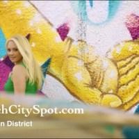 BLONDi Beach City Spot: Wynwood Miami Fashion District