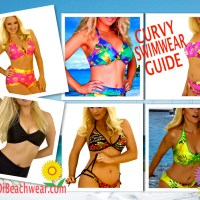 {BLONDi STyle} Classic Swimwear Styles For Curvy Figures