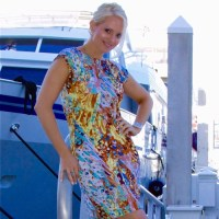 A Resortwear Style Dress To Live Your Life In