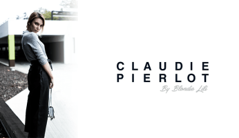 Claudie Pierlot Blondie Lili