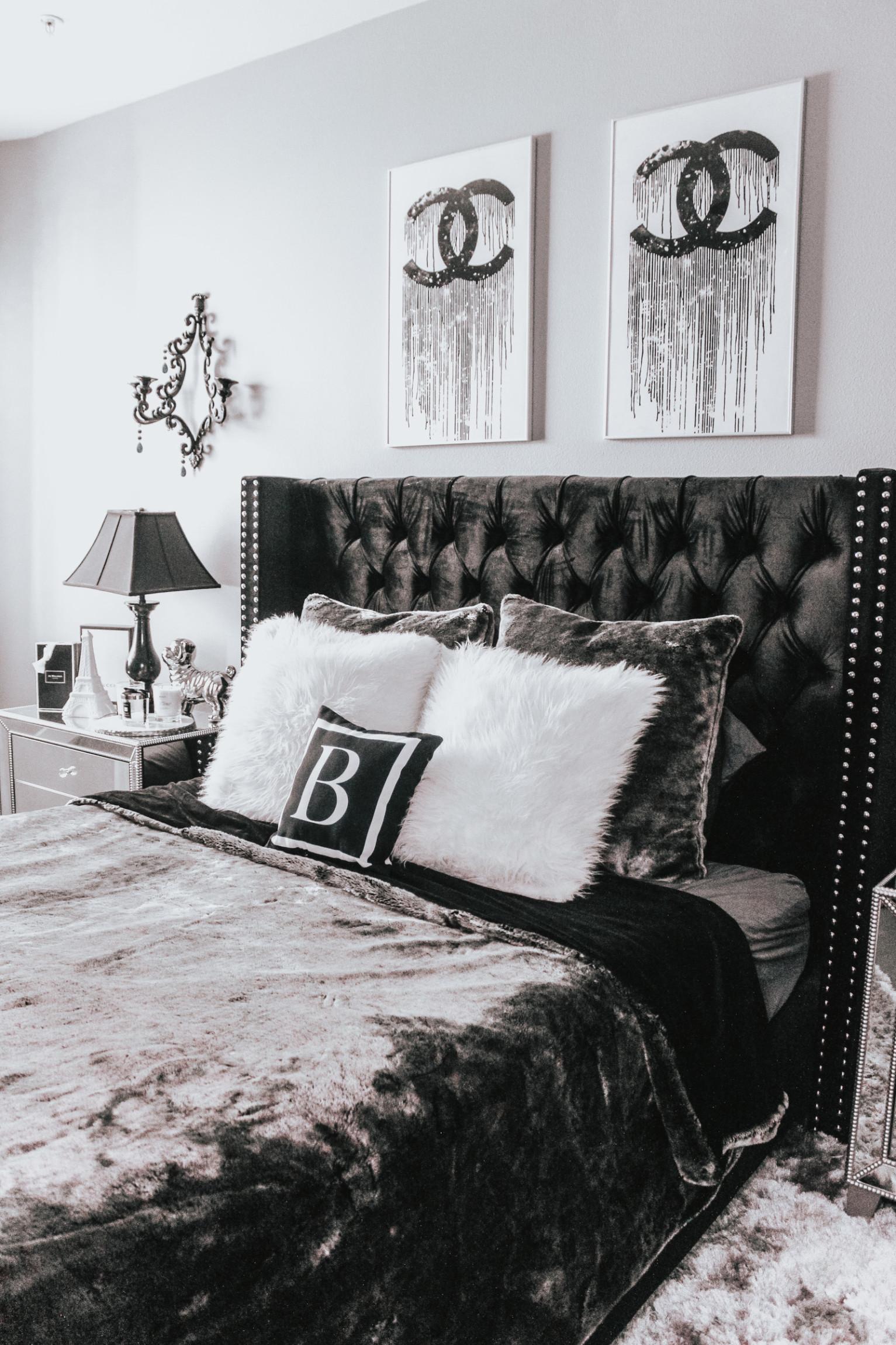 Bedroom Decor Updates  BLONDIE IN THE CITY