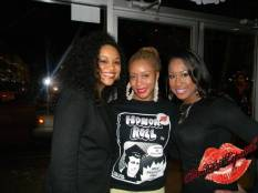 yours truly and 2 of my GORGEOUS LS's!