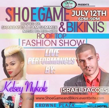 ShoeGame and Bikinis w- Performers