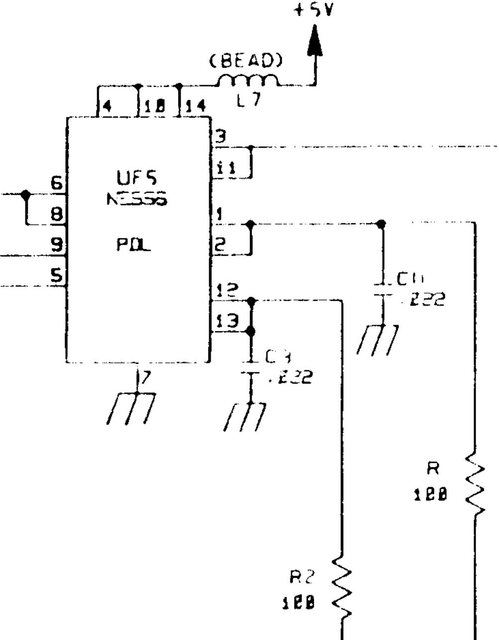 Apple II Gamepad Prototype