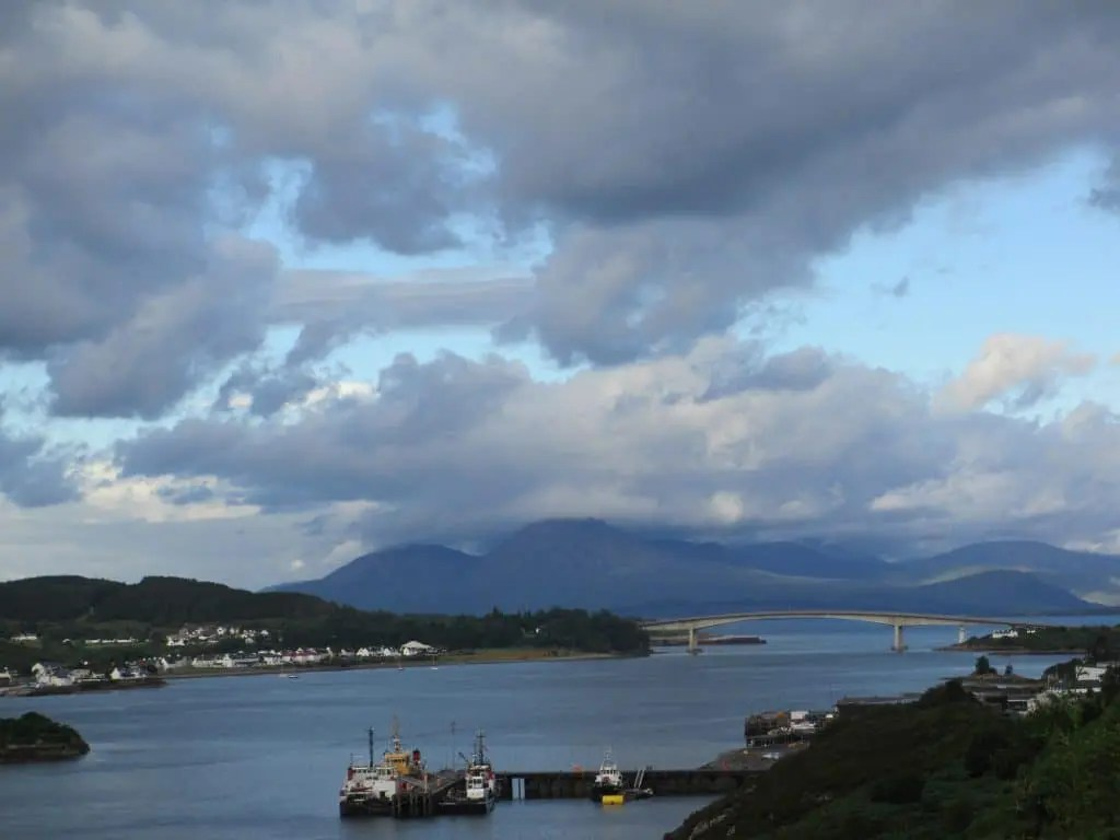 Scotland Changed My Life