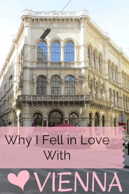 Why I Fell in Love with Vienna